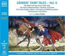 Jacob Grimm: Grimm's Fairy Tales, CD