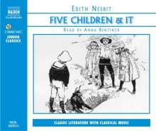 Five Children and It, 2 CDs