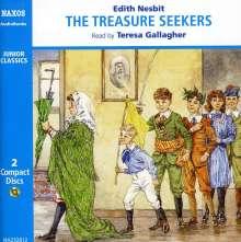 The Treasure Seekers, 2 CDs