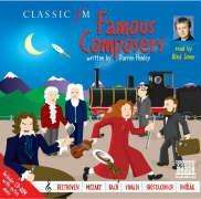 Darren Henley: Famous Composers, CD