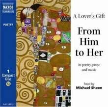 A Lover's Gift from Him to Her: Poetry-Prose Music, CD