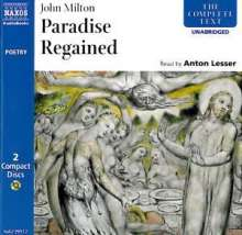 Paradise Regained, 2 CDs