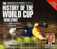 Glanville,Brian:The History of the World Cup 1930-2002, 4 CDs