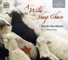 Haruki Murakami: Murakami,Haruki:A Wild Sheep Chase, CD