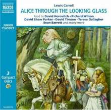 Carroll,Lewis:Through the Looking-Glass, 3 CDs