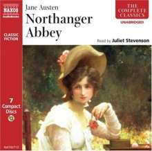 Austen,Jane:Northanger Abbey (in engl.Spr.), 7 CDs