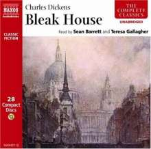 Charles Dickens: Bleak House, CD