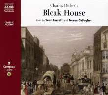 Dickens, C: Bleak House, 9 CDs