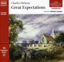 Great Expectations, 15 CDs