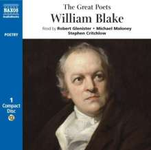 The Great Poets - William Blake, CD
