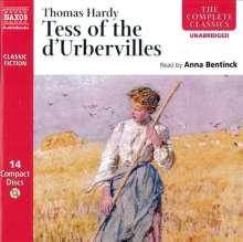 Thomas Hardy: Tess of the d'Urbervilles, CD