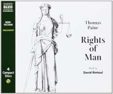Thomas Paine: Rights of Man, CD