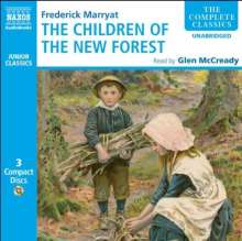 Captain Marryat: The Children of the New Forest, CD