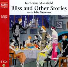 Katherine Mansfield: Bliss and Other Stories, CD