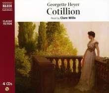 Cotillion, 4 CDs
