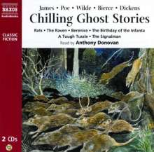 Chilling Ghost Stories, 2 CDs