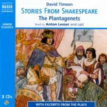 David Timson: Stories from Shakespeare: The Plantagenets, CD
