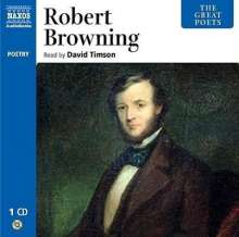 Robert Browning: Great Poets: Robert Browning, CD