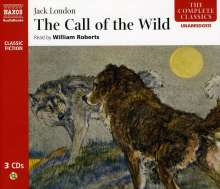 The Call of the Wild, 3 CDs