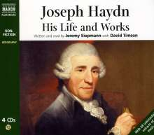 Jerry Siepmann: Joseph Haydn: His Life and Works, CD