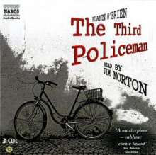 Jim Norton: The Third Policeman, CD