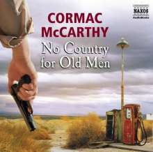 Sean Barrett: Cormac Mccarthy: No Country For Old Men, 4 CDs