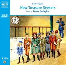 Teresa Gallagher: Nesbit - New Treasure S, 3 CDs