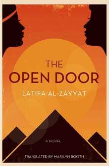 Latifa Al-Zayyat: The Open Door, Buch