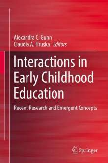 Interactions in Early Childhood Education, Buch