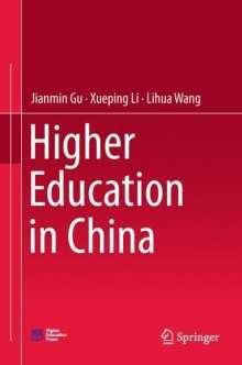 Jianmin Gu: Higher Education in China, Buch