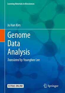 Ju Han Kim: Genome Data Analysis, Buch