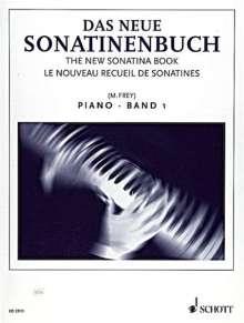 Das neue Sonatinenbuch, für Klavier. Bd.1, Noten