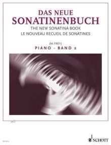 Das neue Sonatinenbuch, für Klavier. Bd.2, Noten