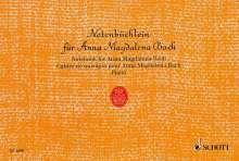 Johann Sebastian Bach: Notenbüchlein für Anna Magdalena Bach, Noten