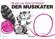 Der Musikater, Noten