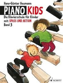 Hans-Günter Heumann: Piano Kids, Noten