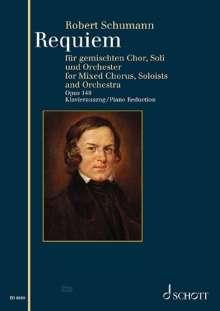 Robert Schumann (1810-1856): Requiem op. 148 (1852), Noten
