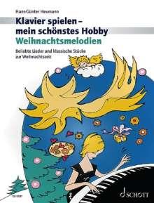 Hans-Günter Heumann: Weihnachtsmelodien, Noten