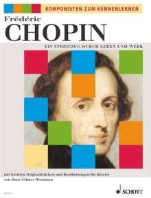 Chopin:Ein Streifzug durch Leben und Werk, Noten