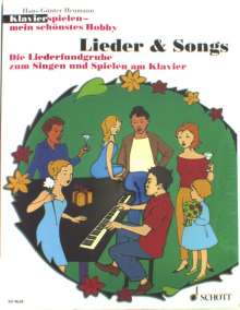 Lieder & Songs, Noten