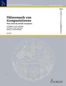 Flötenmusik von Komponistinnen, Noten