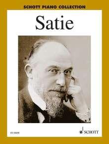 Erik Satie (1866-1925): Erik Satie. Ausgewählte Klavierwerke, Noten