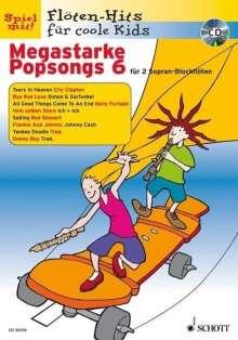 Megastarke Popsongs, Noten