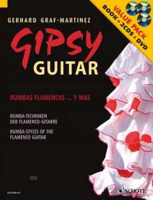 Gerhard Graf-Martinez: Gipsy Guitar, Noten