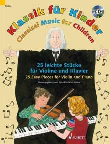 Klassik für Kinder, Noten