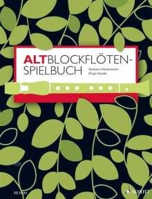 Birgit Baude: Altblockflöten-Spielbuch, Noten