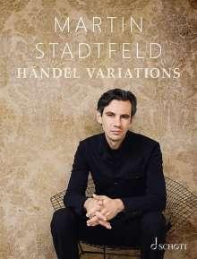 Martin Stadtfeld: Händel Variations (2019), Noten
