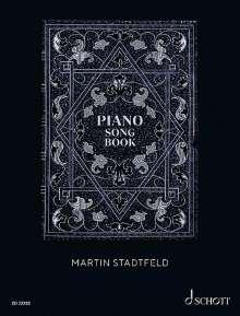 Martin Stadtfeld: Piano Songbook (2019), Noten