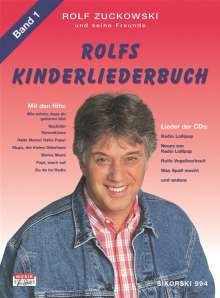 Rolf Zuckowski: Kinderliederbuch, Noten