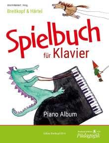Ulrich Mahlert: Breitkopf & Härtel Spielbuch für Klavier, Noten